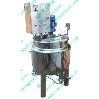 厂家直销 不锈钢电加热搅拌罐 导热油搅拌罐 立式搅拌机 混合设备