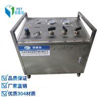 氮气增压机 高压气压增压器 高压气体增压设备 核心柱塞泵 安全防爆 质量可靠