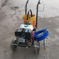 可调宽度的划线车 自走式汽油划线机 佳鑫牌道路画线机型号