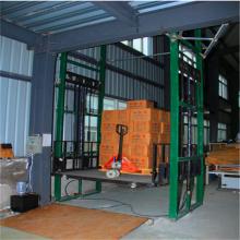沈阳车间厂房液压升降货梯哪有做-坦诺载货升降平台生产厂家
