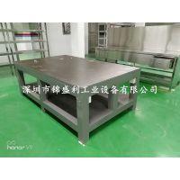 深圳锦盛利MJZ-1040 铸铁飞模工作桌 铸铁审模操作台