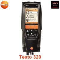 德国Testo 320手持式烟气/燃烧分析仪【0563 3220 70/0563 3220 71】