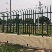 学校社区园林防护栏 韶关别墅围栏可定做 防盗防爬围栏
