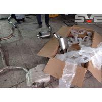 广州奥迪A5改装SVE中尾段可变遥控阀门四出排气
