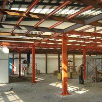 江门钢结构夹层哪家好 宏冶钢构壹级资质夹层设计加工安装