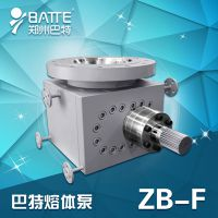 ZB-F熔体出料泵|低压大流量熔体出料泵