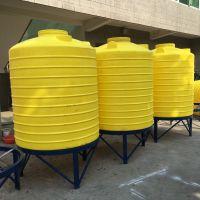 咸宁外加剂PE储罐5吨防腐工业储罐 化工塑料储罐