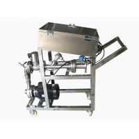 液体化工自动化定量装桶设备 烟台宏健YLJ-II