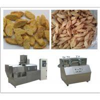 膨化面包片设备生产线 双螺杆膨化食品机械