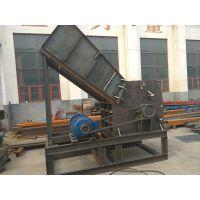 豫晓机械 1800型废钢生产线 压块破碎机 模板粉碎机