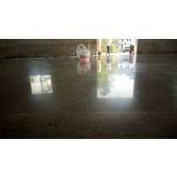 深圳龙城混凝土渗透地坪-布吉水泥地起尘处理-水泥固化地坪