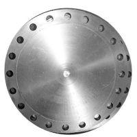 HG5028-58执行标准的碳钢法兰盖(盲板)2.5KG