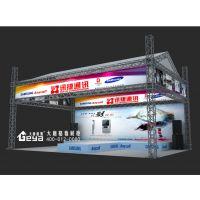 新街口德基门口特展-展览展厅展台-南京大唐格雅展柜厂