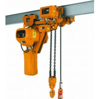 中原品牌5吨环链电动葫芦结构特点以及两种刹车系统的原理
