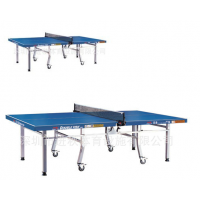 双鱼303双折移动乒乓球台 乒乓桌