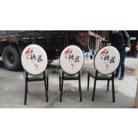 上海主题餐厅 咖啡厅_中式火锅实木家具定制厂家