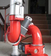 厂家直供浙江电控水-泡沫两用炮 爱尔玛PLKD64-PLKD200 消防炮厂家直销