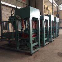 供应全自动水泥砖设备 梦人机械 小型多功能面包砖机 树坑砖机