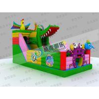 宁波充气的蹦蹦床可以投资赚钱好,还有什么好项目推荐的 1-3岁酷奇游乐