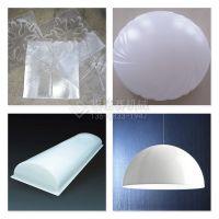 LED灯罩生产设备 亚克力吸顶灯灯罩外壳吸塑成型机 骏精赛吸塑机厂