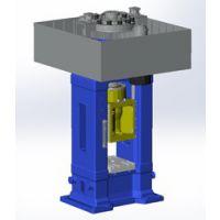 电动螺旋压力机公称力40000KN工艺使用强压力机安阳锻压生产