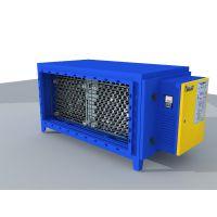 厂家直销 蜂窝型低空排放系列 餐饮油烟净化器