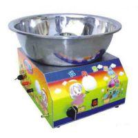 宜州彩色贴电动燃气棉花糖机 棉花糖机器 彩色贴电动燃气棉花糖机 棉花糖机器安全可靠