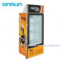 ONRUN 128升立式饮料冷藏加热两用柜