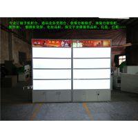遂宁市定做烤漆烟柜厂家 加长款式1.5米长烟酒高柜 多功能组合烟台烟架子