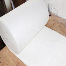 加工定制硅酸铝双面针刺毯 绿色环保硅酸铝保温棉