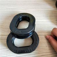 厂家定制各种高端皮耳套 可填充半透明硅胶耳机套 吸塑成型耳机套