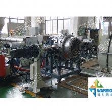 WRS-沃锐思200-450PE燃气管材生产线 给水管生产设备专业厂家