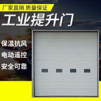 坪山工业提升门款式新颖坚固耐用永兴盛厂家安装示意图