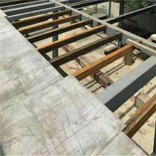 客户点名要用杭州25mm加厚水泥纤维板LOFT楼层板哦!