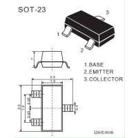 意法/SI2306 场控效应 厂家生产销售