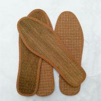 四川棕丝鞋垫厂直营批发低价格人字边除臭棕鞋垫