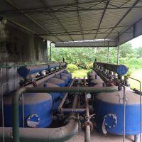 全自动浅层砂过滤器 农业过滤 循环水旁滤 上海厂家