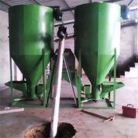 大型饲料混料机 不锈钢搅拌机 猪饲料混料机厂家