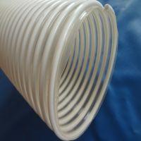 山东丰运路面抛丸机软管塑筋增强软管聚氨酯PU耐磨波纹管