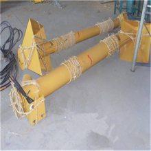 兴亚定做河北省管式倾斜螺旋输送机 水泥粉密封式螺旋输送机