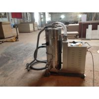 WX-100/40工厂地面木屑吸尘器 380V工业吸尘器长寿区两用吸尘机
