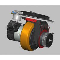 比亚迪AGV叉车行走系配件 上海布路托国产TEC卧式驱动轮