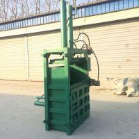 富兴生产铜刨花打包机 废纸打包机 大型废塑料压包机型号