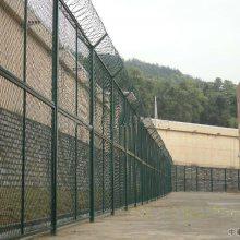 河源机场防护网安装 广州少儿看管所防护栏 揭阳围墙防盗网