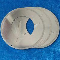 超薄电镀金刚石切割片直径76 切割玻璃管专用电镀金刚石锯片