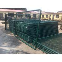 万宇丝网 一家生产制造各种规格护栏网 防护网隔离栅