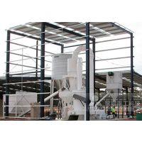 石头磨粉机在磨粉生产线中有哪些作用?
