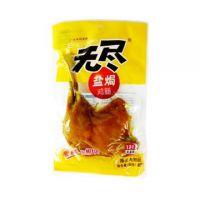 盐焗鸡腿包装袋 爱辣鸡腿真空包装广东特产肉类休闲零食小吃