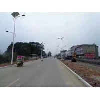 昭通5米6m30w新农村改造路灯 江苏科尼专业定制各种规格太阳能路灯