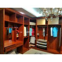 铝享家L-001木纹全铝家具型材整体柜衣柜铝材欧式卧室家具定制